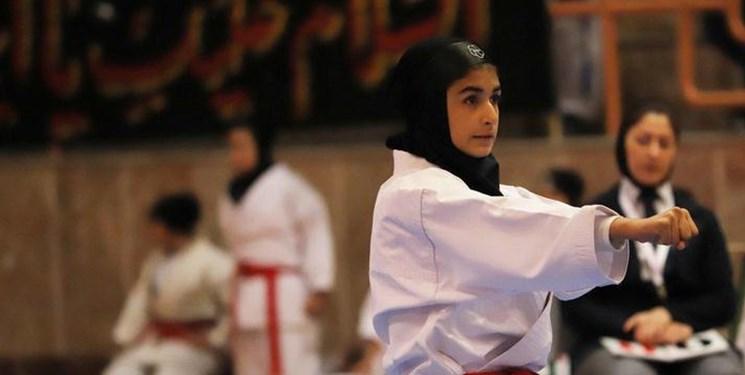 برترین دختران کاراتهکای قم معرفی شدند