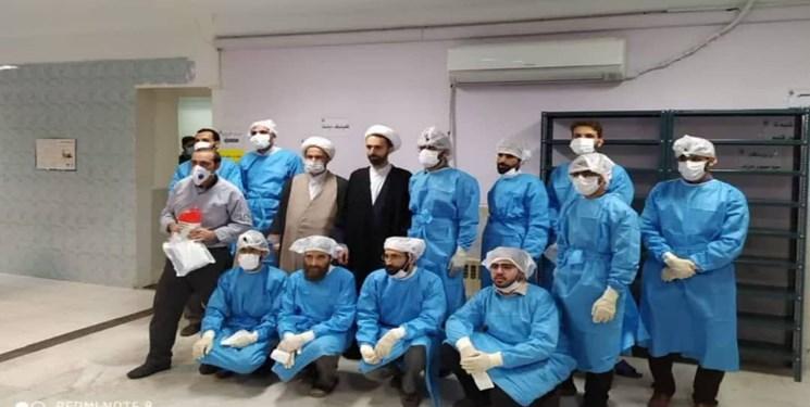 ساماندهی ۶۵۰ طلبه جهادی برای حضور در بیمارستان های قم