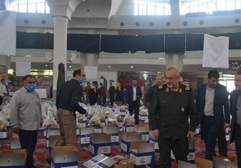 ۱۱۰ هزار بسته معیشتی در ماه رمضان میان نیازمندان توزیع می شود
