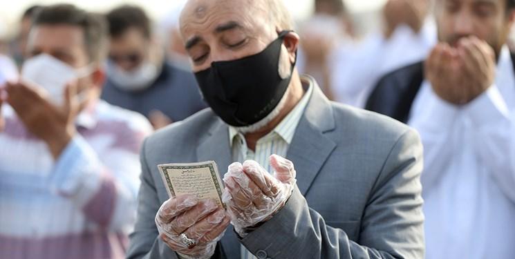 نماز عید سعید فطر در مساجد قم اقامه شد