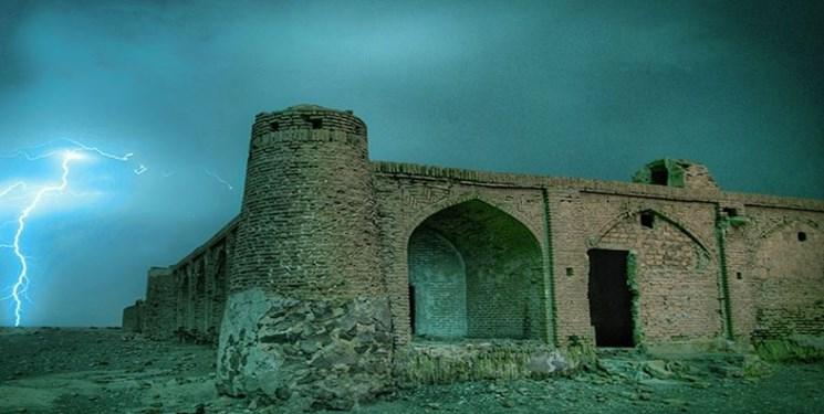 پایان مرمت کاروانسرای صدرآباد