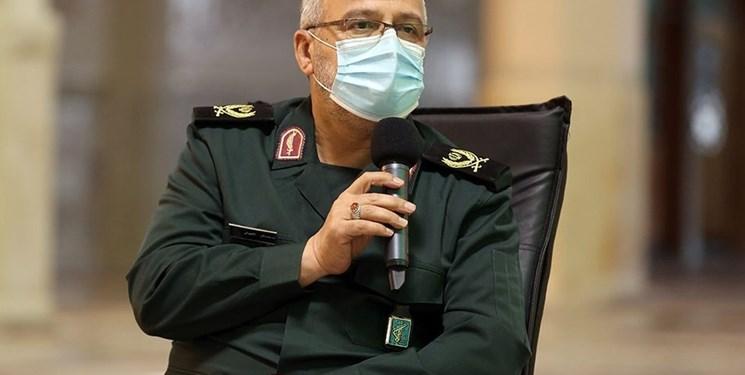 تولید بیش از ۲ میلیون ماسک یکبار مصرف به همت سپاه قم