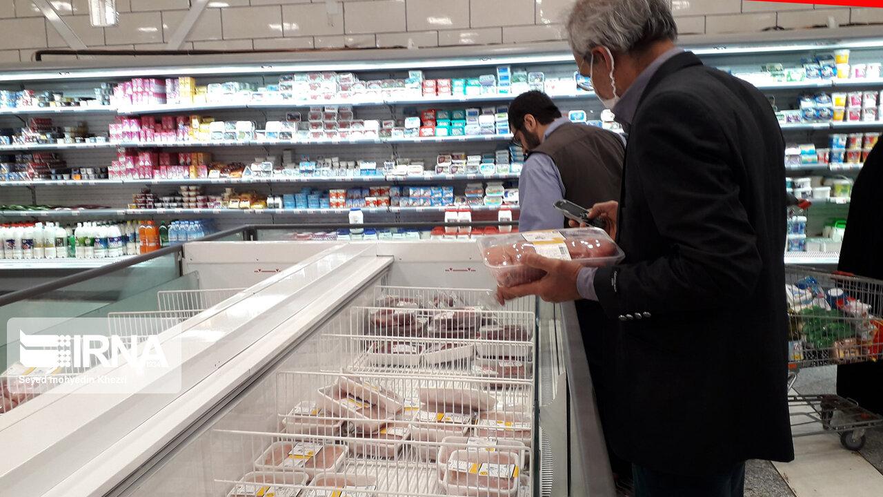 شهروندان زمان خرید از فروشگاهها را محدود کنند