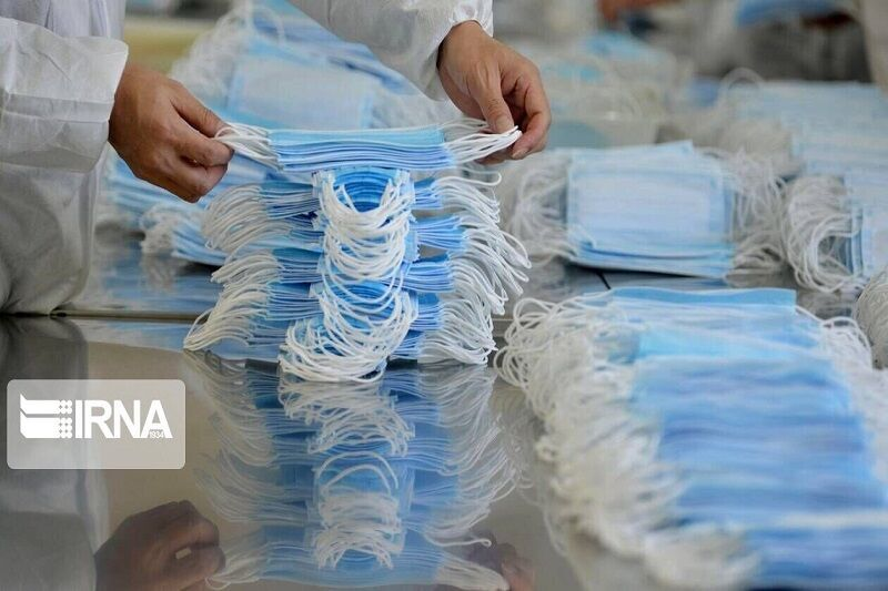 آمار تولید و توزیع ماسک درقم یکسان سازی شود