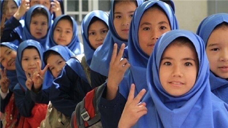 دانشآموزان اتباع خارجی در استان قم بالاترین سطح پوشش تحصیلی را دارند