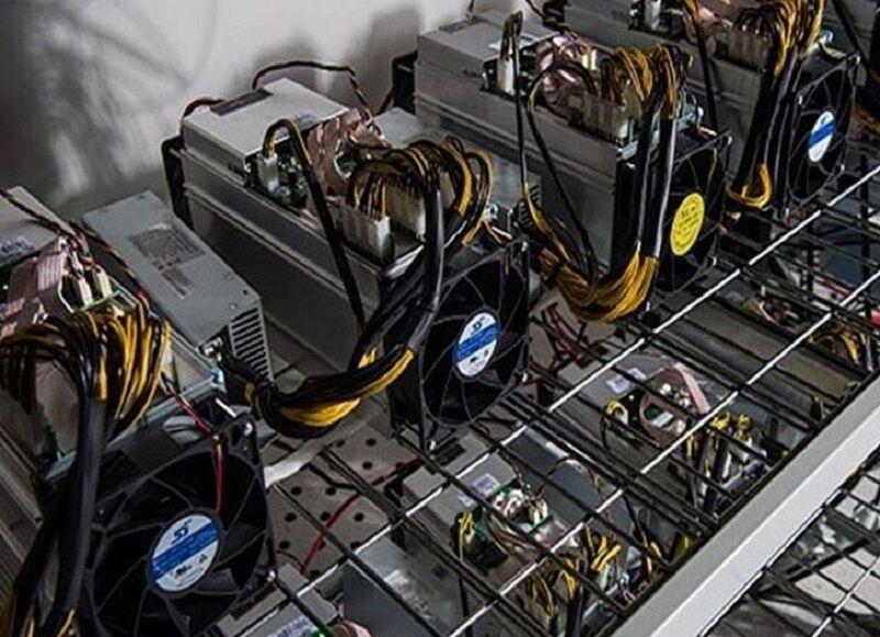 شناسایی و کشف ۵۰ دستگاهتولید رمز ارز دیجیتال در منازل مسکونی