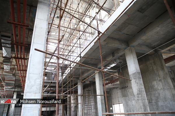 مشکلات مالی علت کندی روند پروژه باغ موزه دفاع مقدس قم