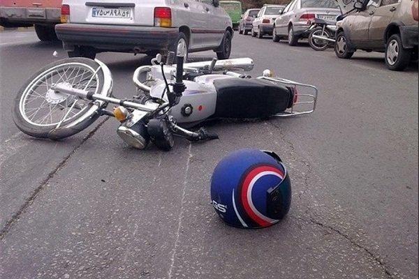 ۵۴ درصد جانباختگان تصادفات رانندگی قم مربوط به موتورسواران است