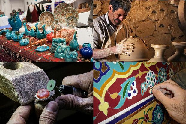 صنایع دستی قم حال خوشی ندارد/ دروازهای به روی فرهنگها