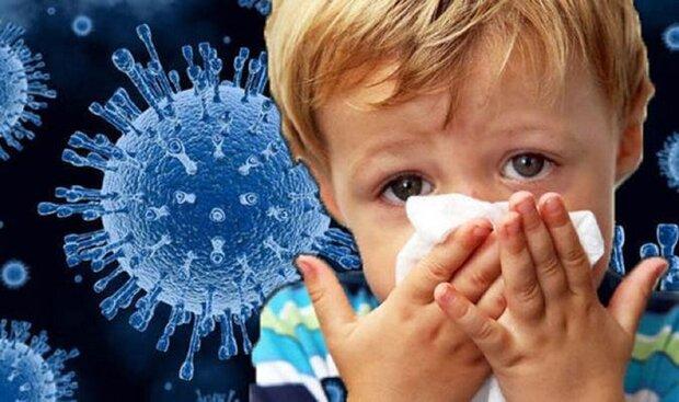 بستری کودکان مشکوک به کرونا در قم افزایش یافته است