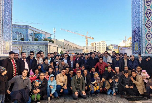 برگزاری بزرگترین رویداد فرهنگی جامعه خبری استان قم در قالب سفر به مشهد مقدس