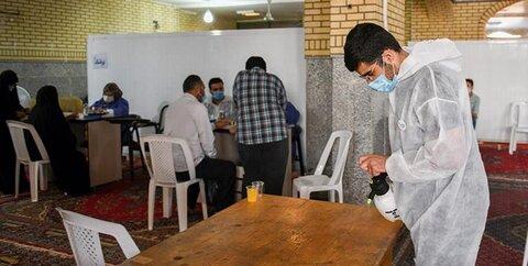 فعالیت ۲۵۰۰ نیروی جهادی در قالب طرح شهید سلیمانی در قم