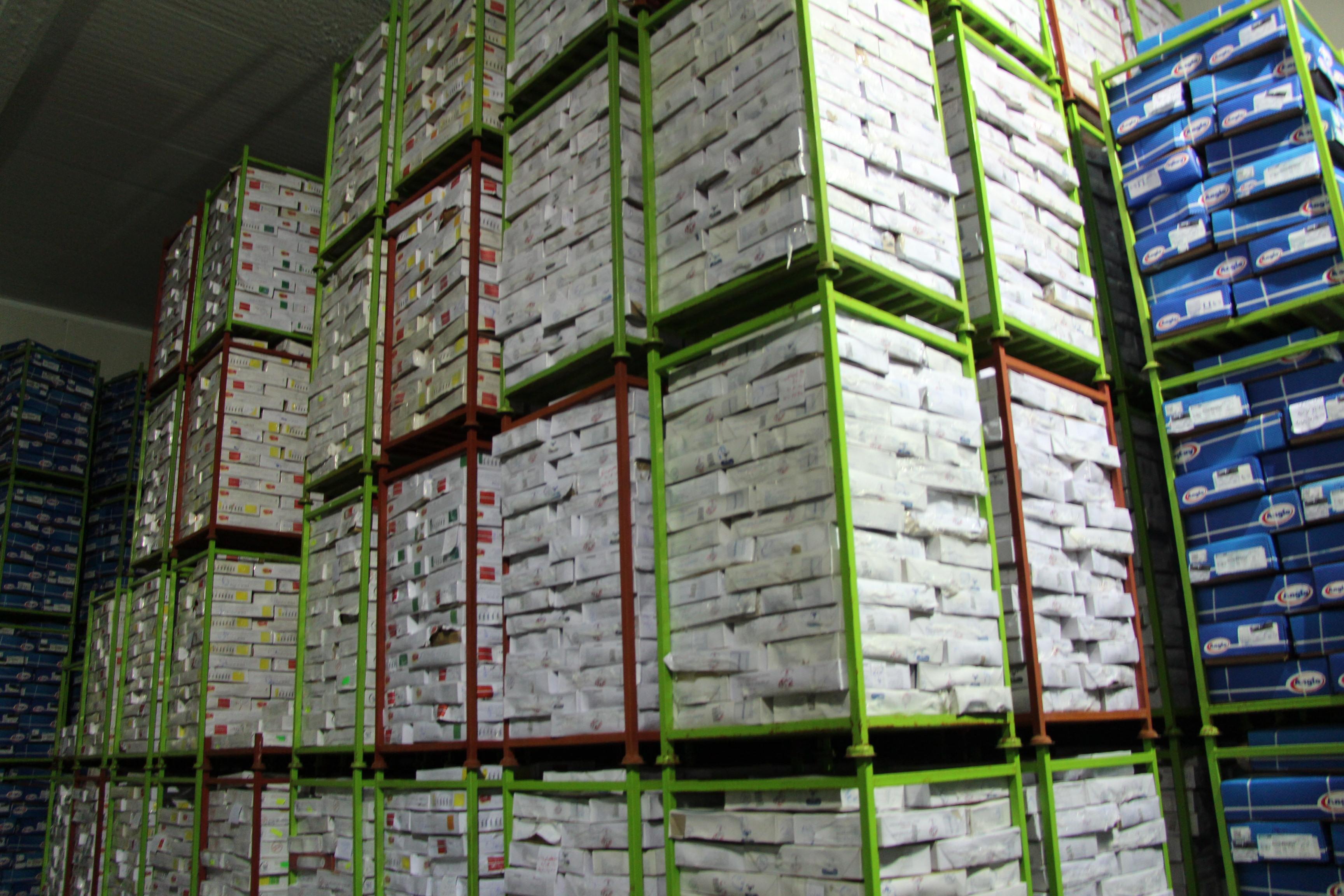۴۰۰ تن مرغ منجمد با قیمت ۱۴ هزار تومان در قم ذخیره شد